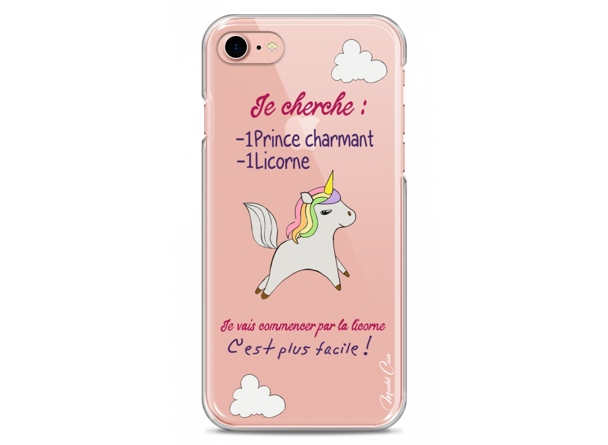 coque iphone 7 prince