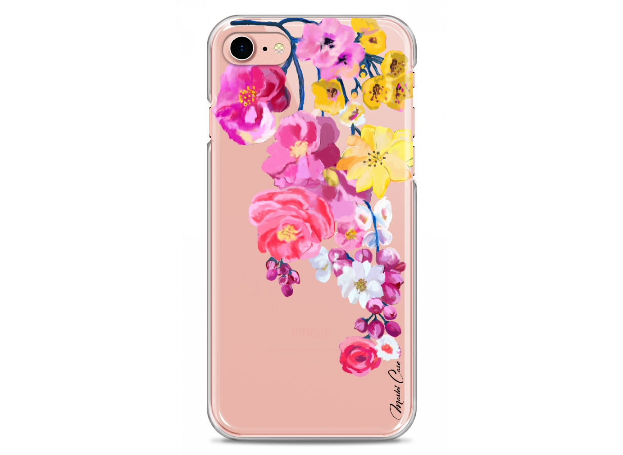 coque iphone 7 floral
