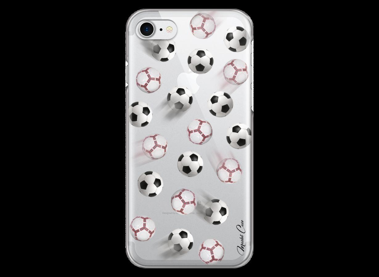 coque iphone 7 footballeur