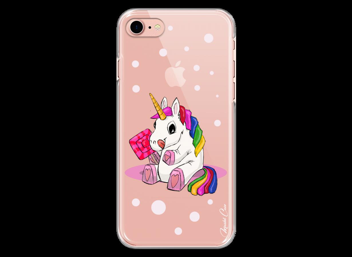 coque iphone 7 licorn