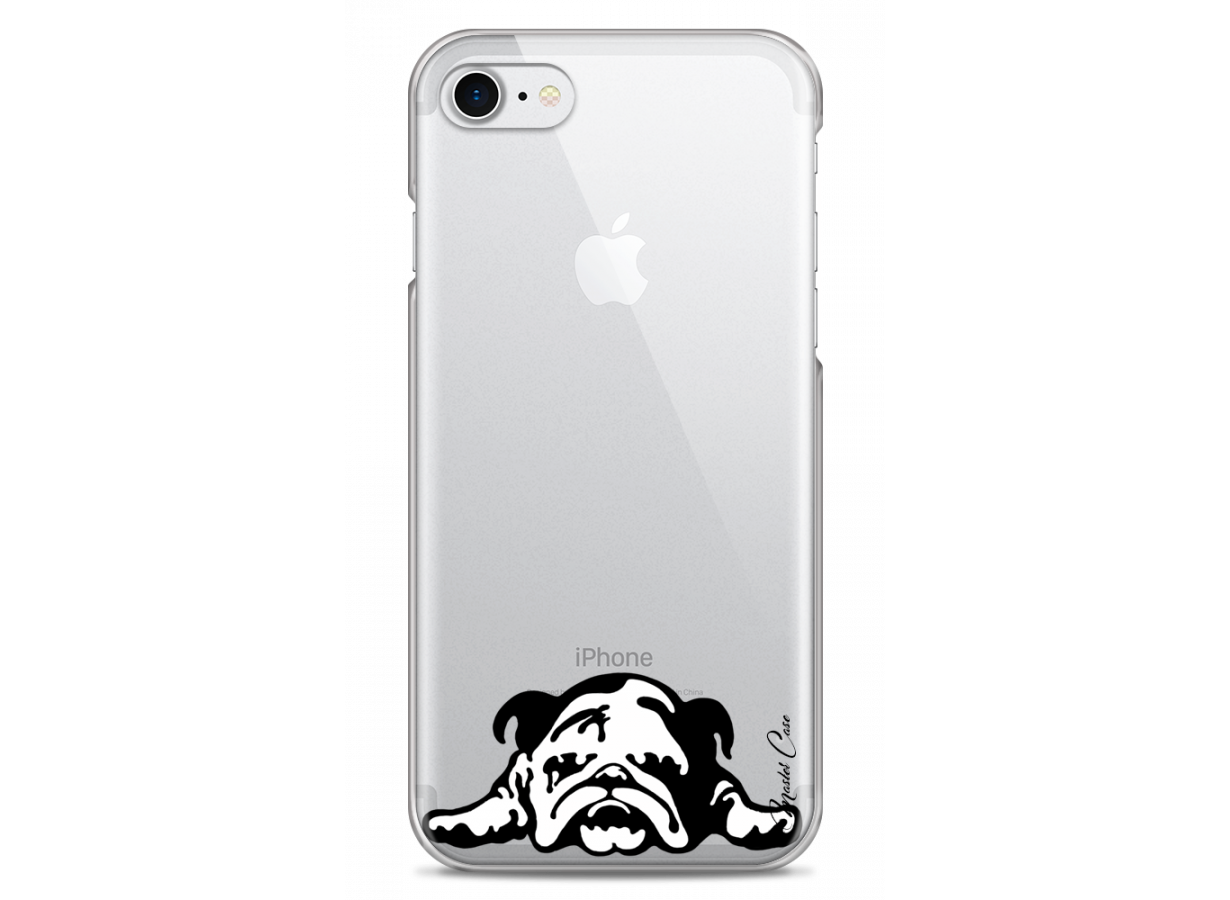 coque iphone 8 dog