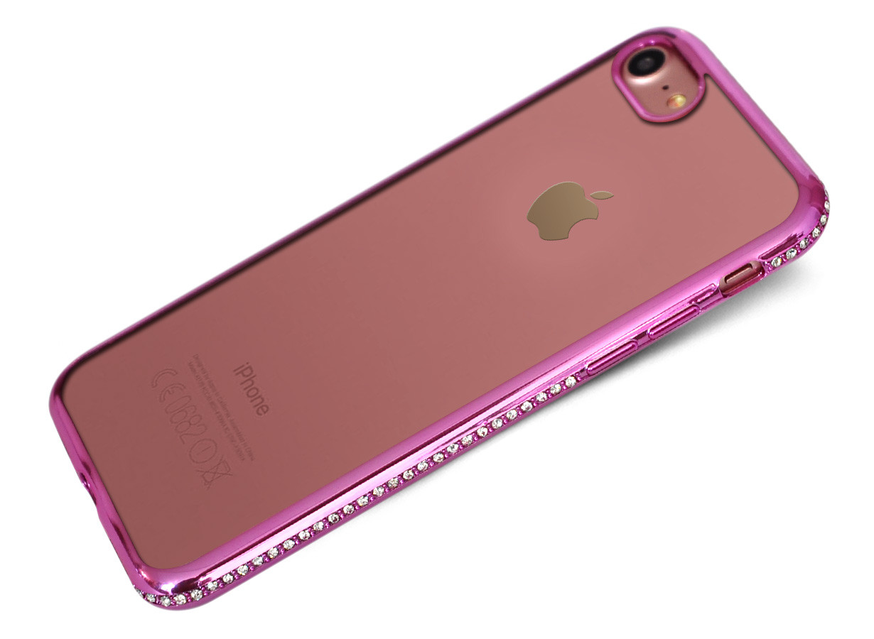 coque iphone 7 fushia