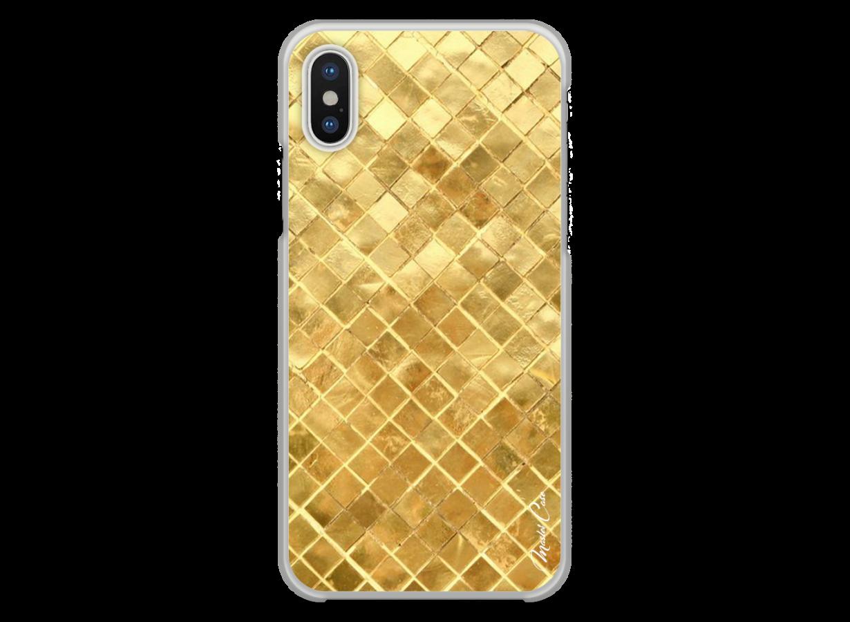 coque beige iphone x