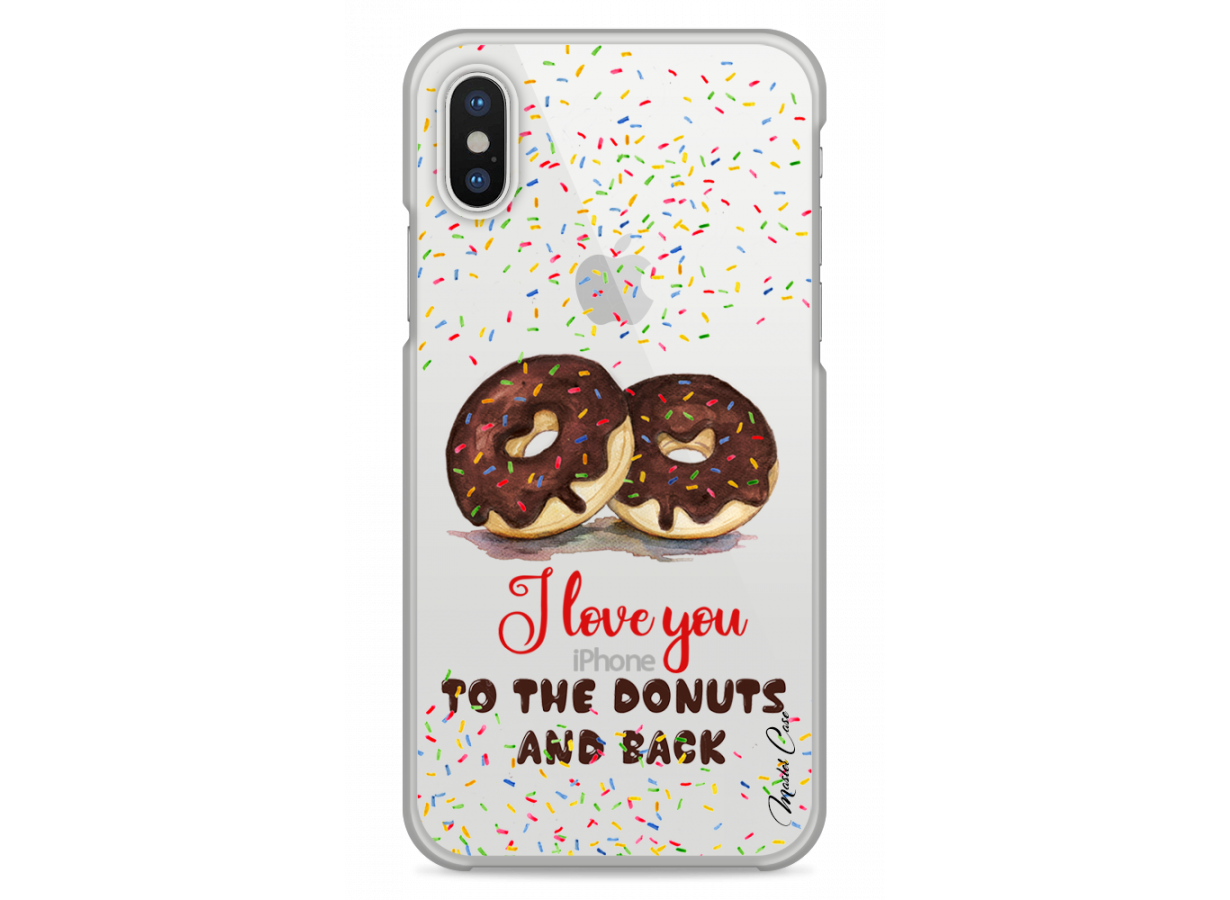 coque iphone xr i love you
