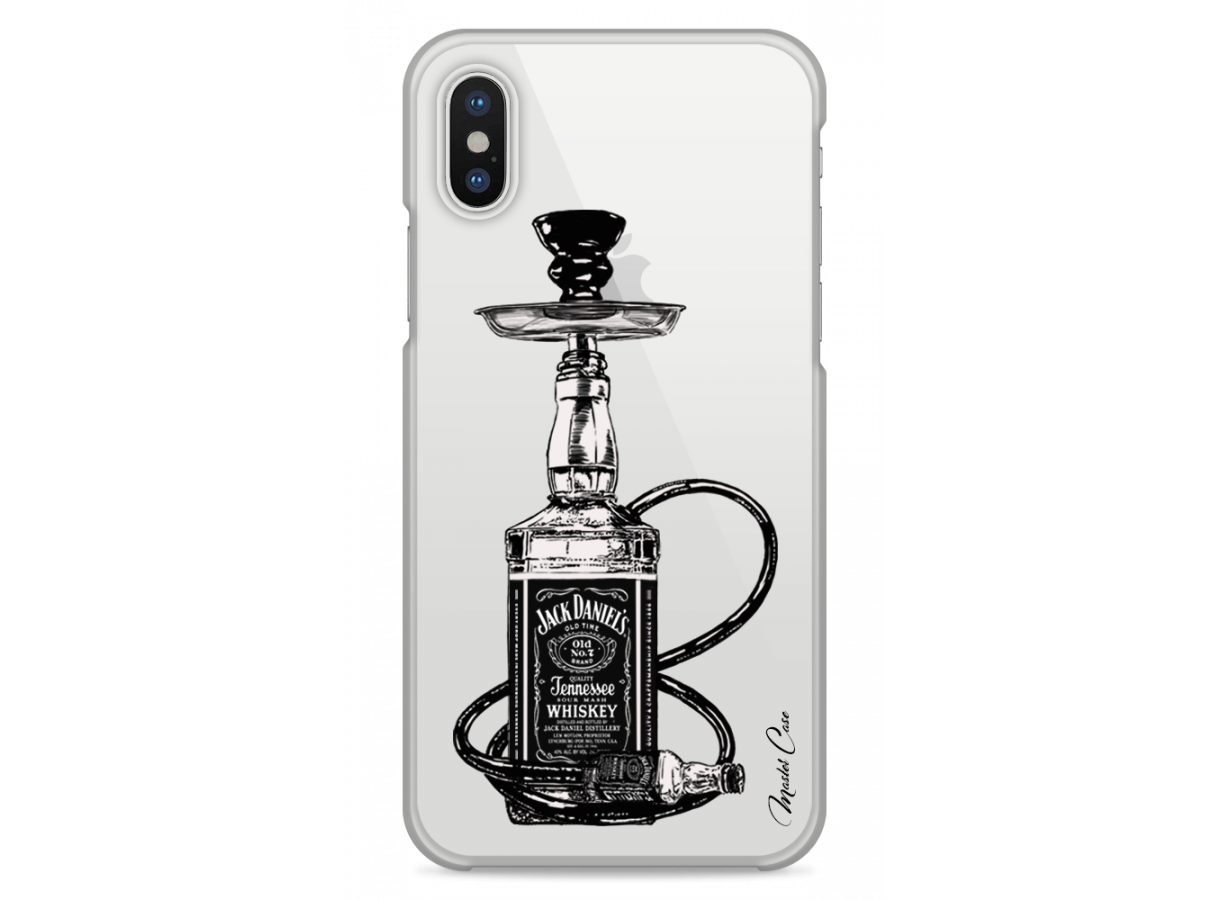 coque iphone xr alcool