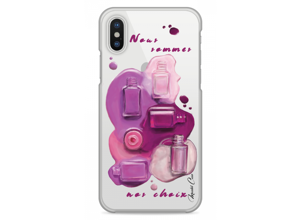 coque iphone xs mous