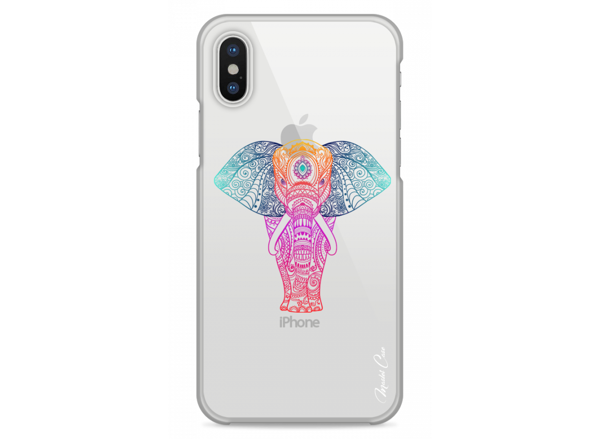coque iphone x pastel