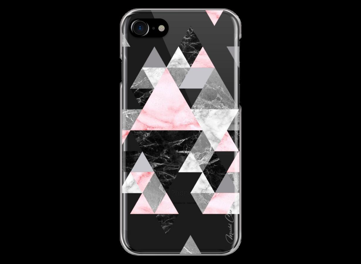coque iphone 8 geometric