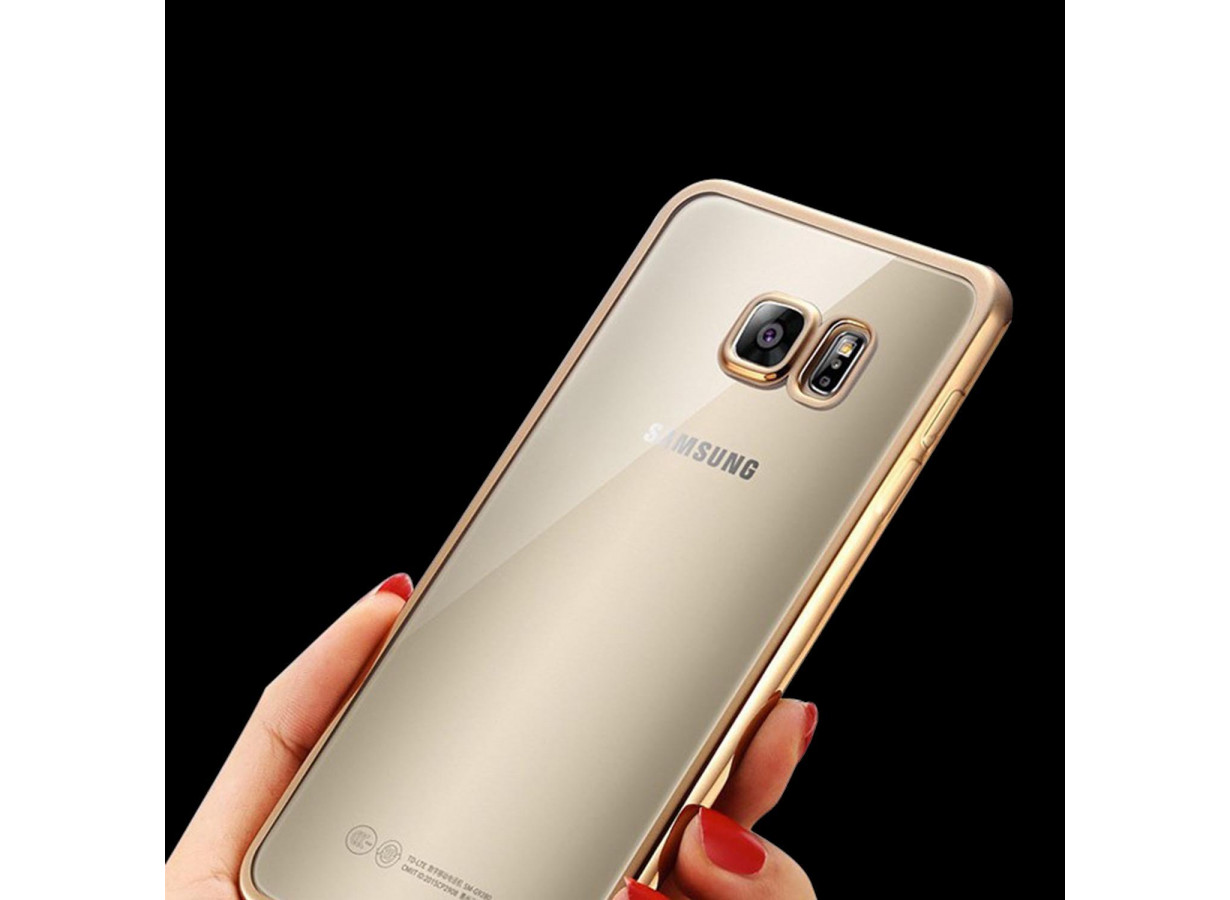 coque samsung galaxy s7 edge gold flex master case. Black Bedroom Furniture Sets. Home Design Ideas