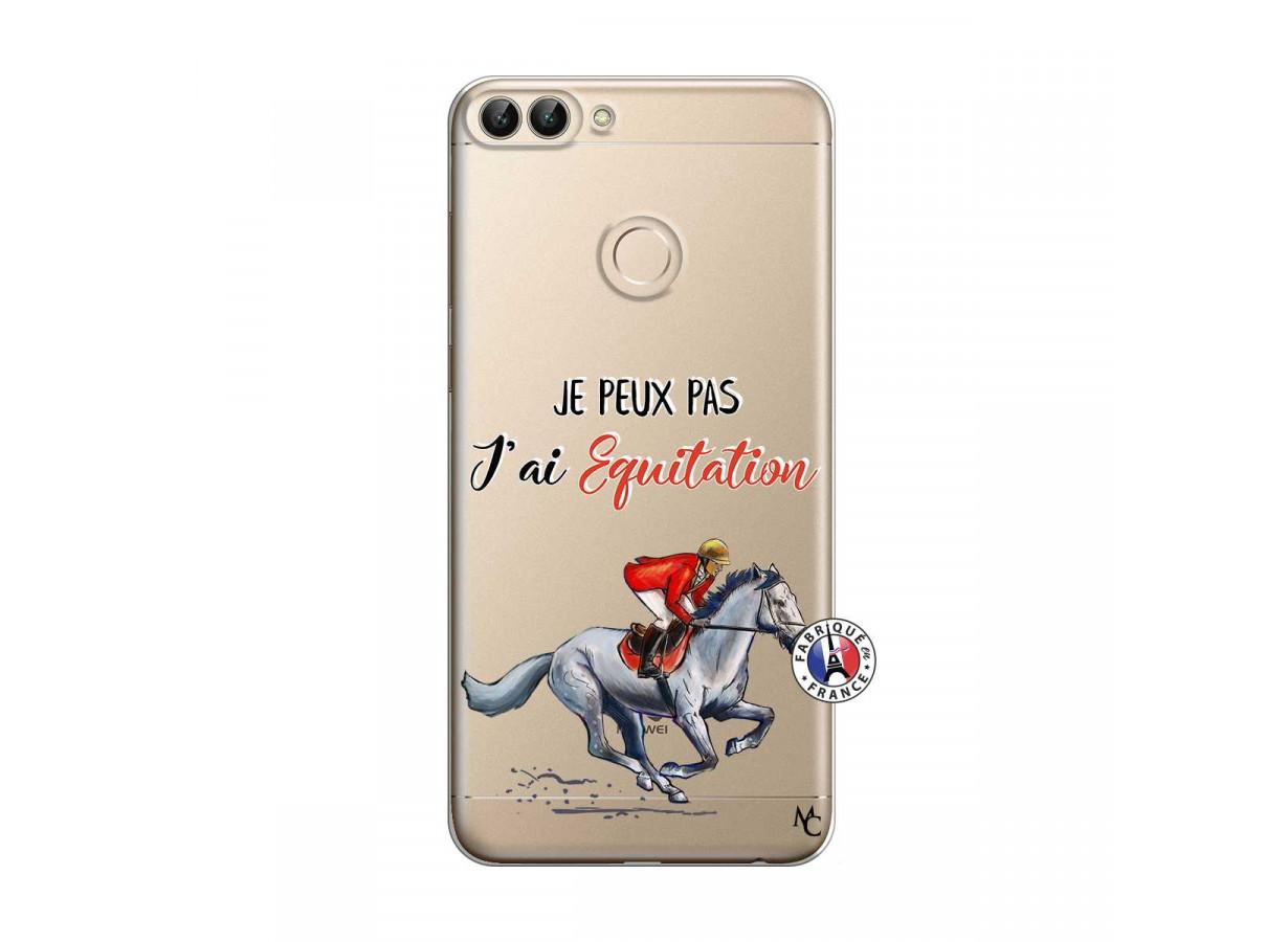 Coque Huawei P Smart Je Peux Pas J Ai Equitation   Master Case