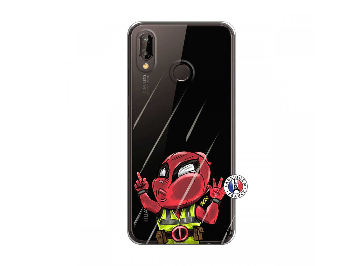 coque huawei p20 lite deadpool