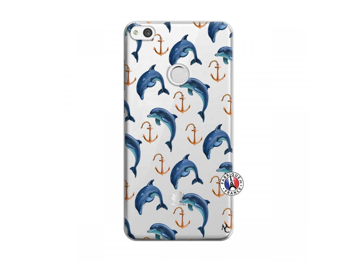 coque dauphin huawei p9 lite