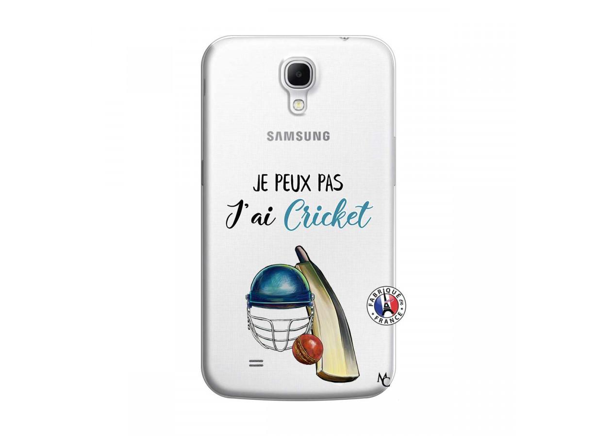 Coque Samsung Galaxy Mega 6.3 Je peux pas j'ai cricket | Master Case