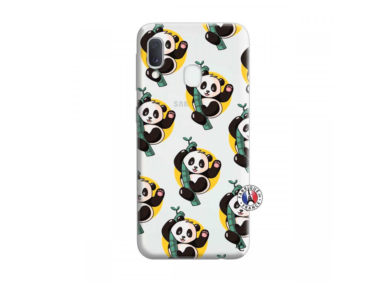 coque samsung galaxy panda
