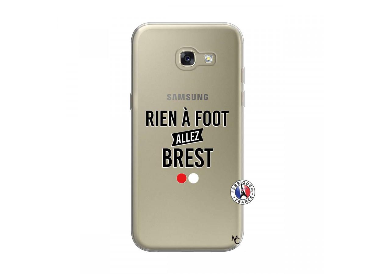 Coque Samsung Galaxy A3 2017 Rien A Foot Allez Brest   Master Case