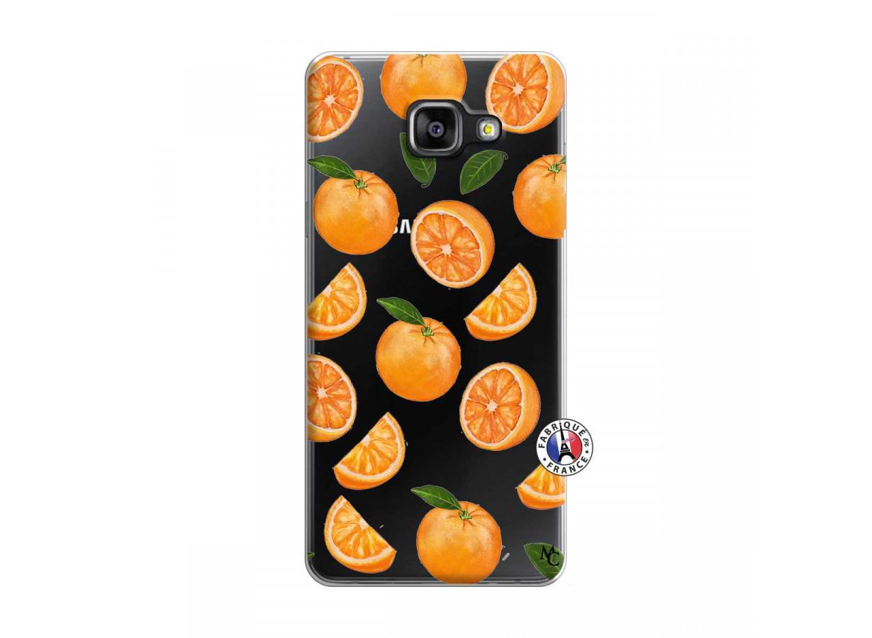 coque samsung a5 2016 orange