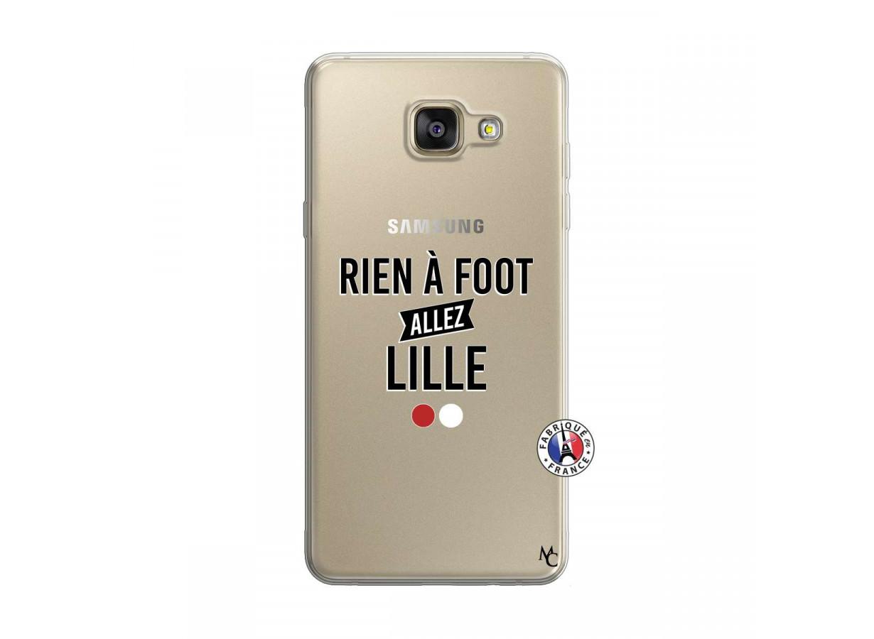 Coque Samsung Galaxy A5 2016 Rien A Foot Allez Lille   Master Case
