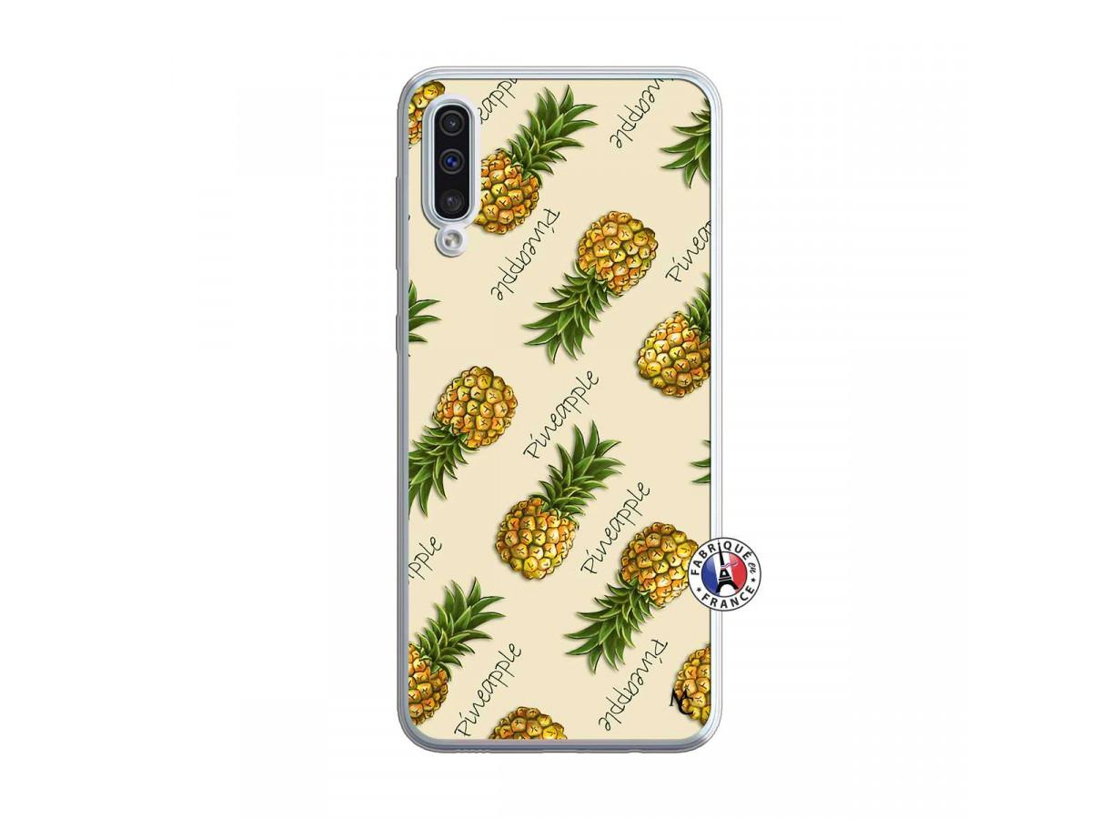 coque samsung galaxy a50 ananas