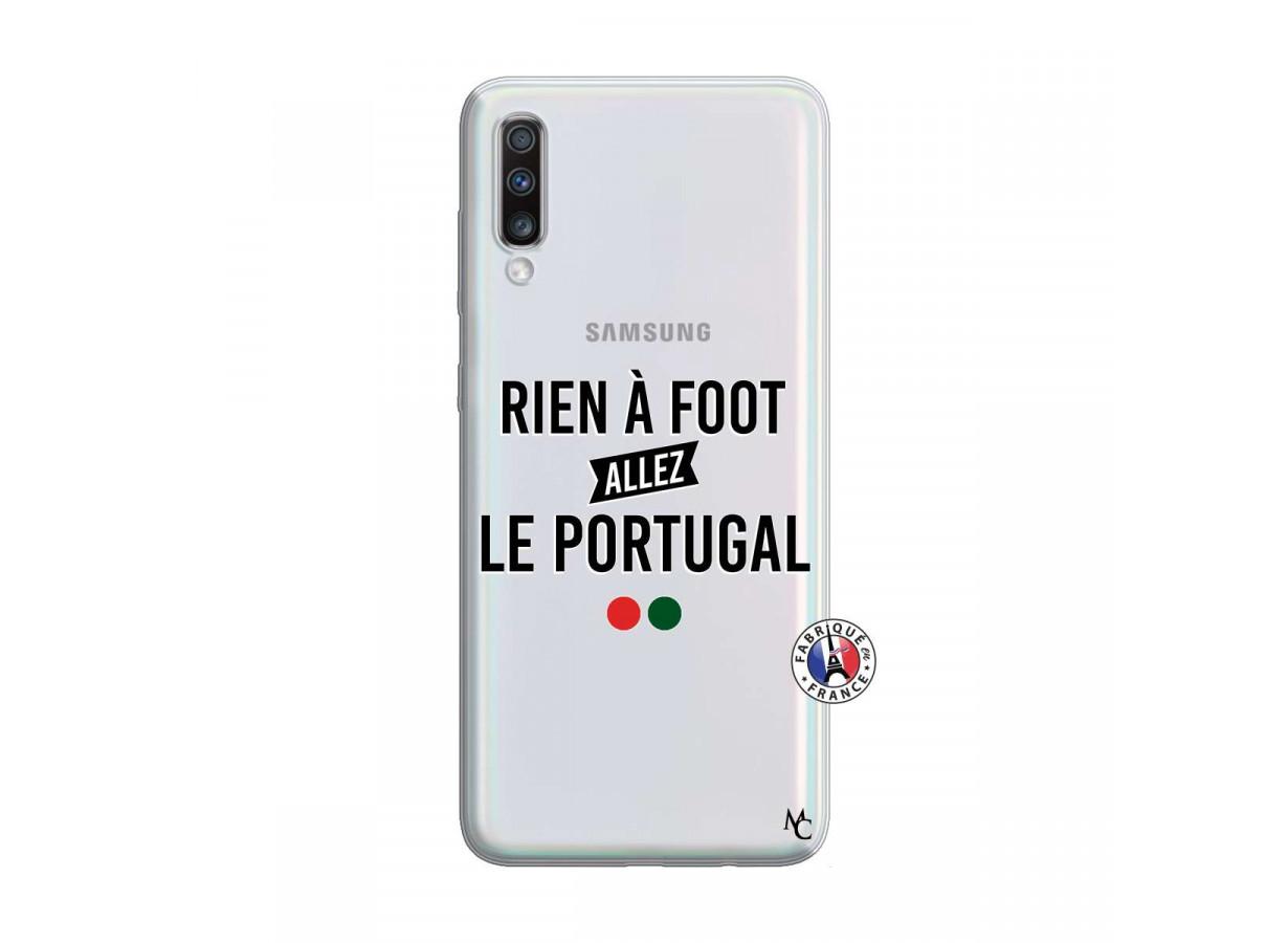 Coque Samsung Galaxy A70 Rien A Foot Allez Le Portugal | Master Case