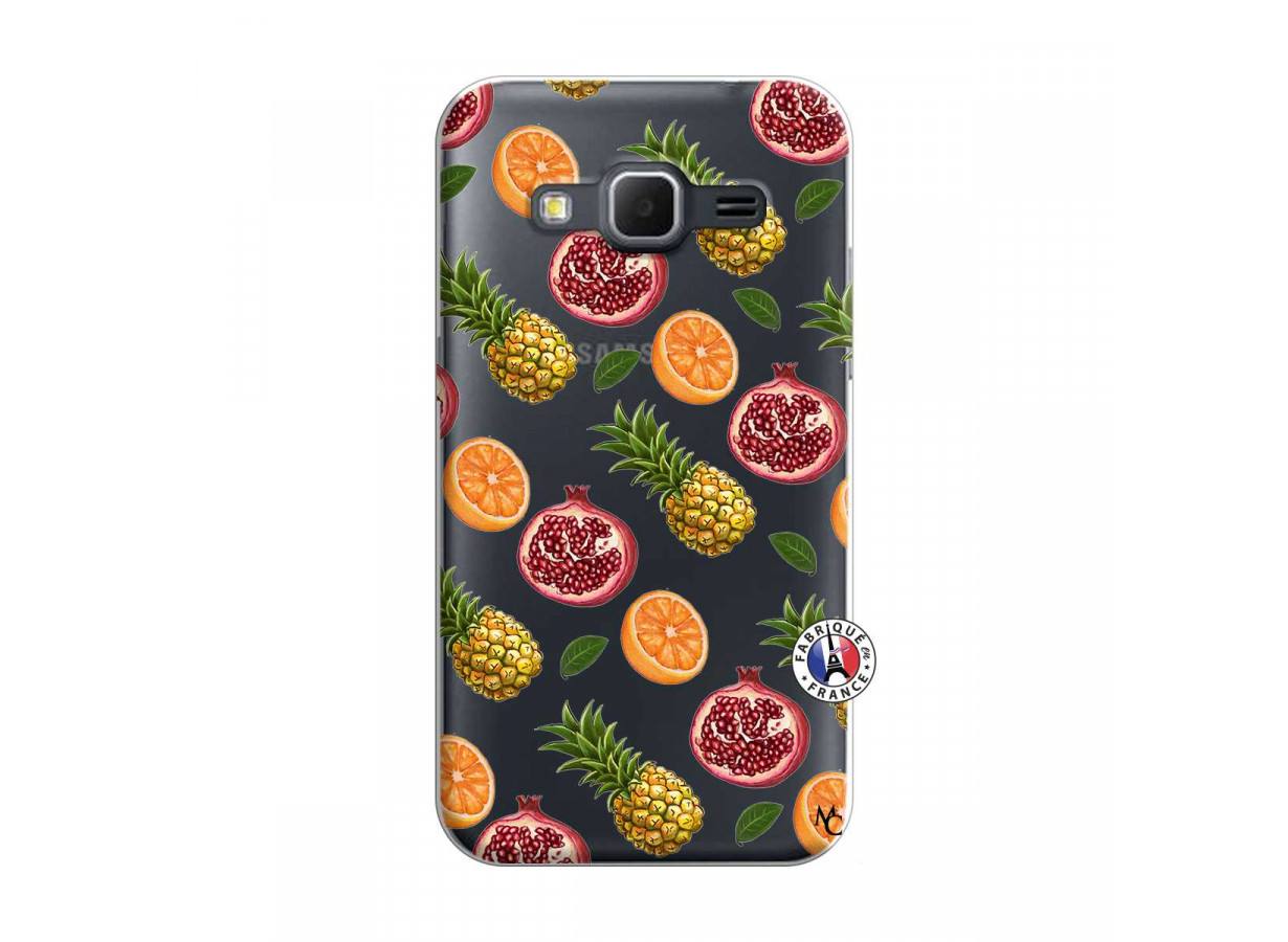 coque samsung galaxy core prime smile