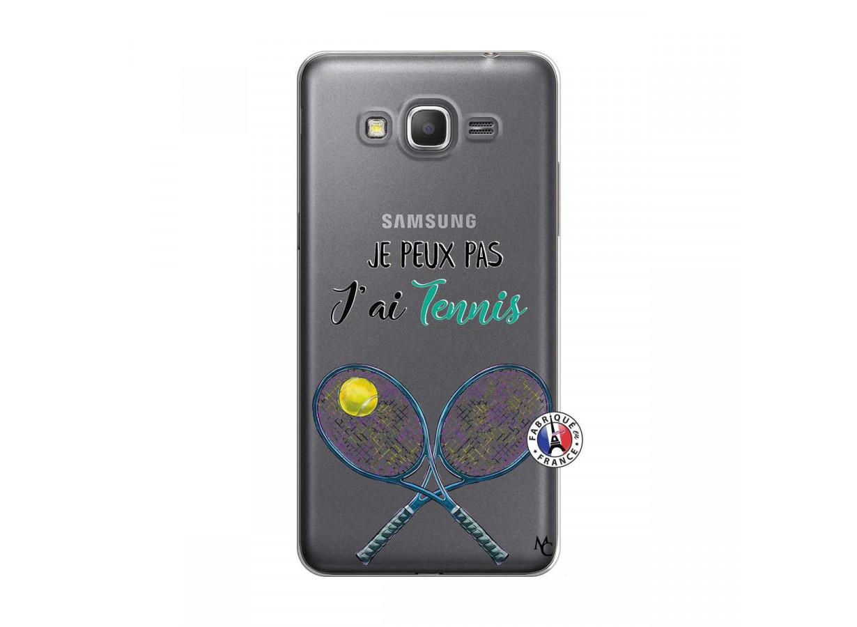 Coque Samsung Galaxy Grand Prime Je Peux Pas J Ai Tennis | Master Case