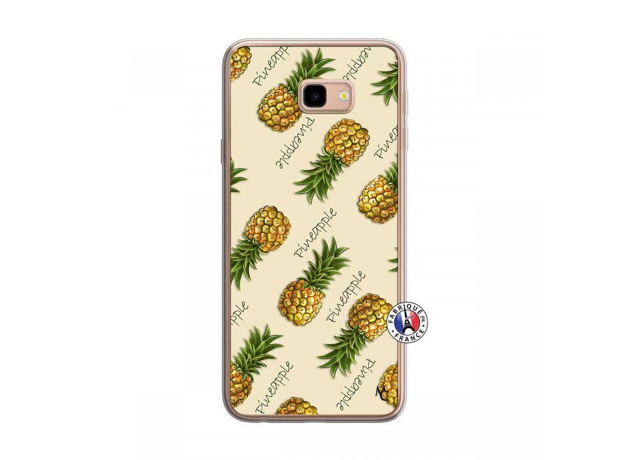 samsung j4 plus coque ananas