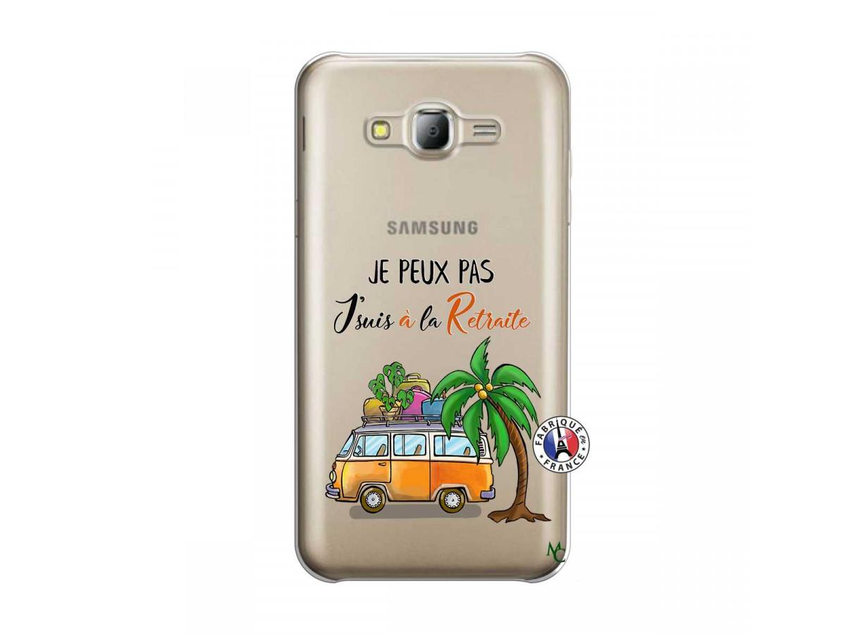 Coque Samsung Galaxy J5 2015 Je Peux Pas Je Suis A La Retraite ...