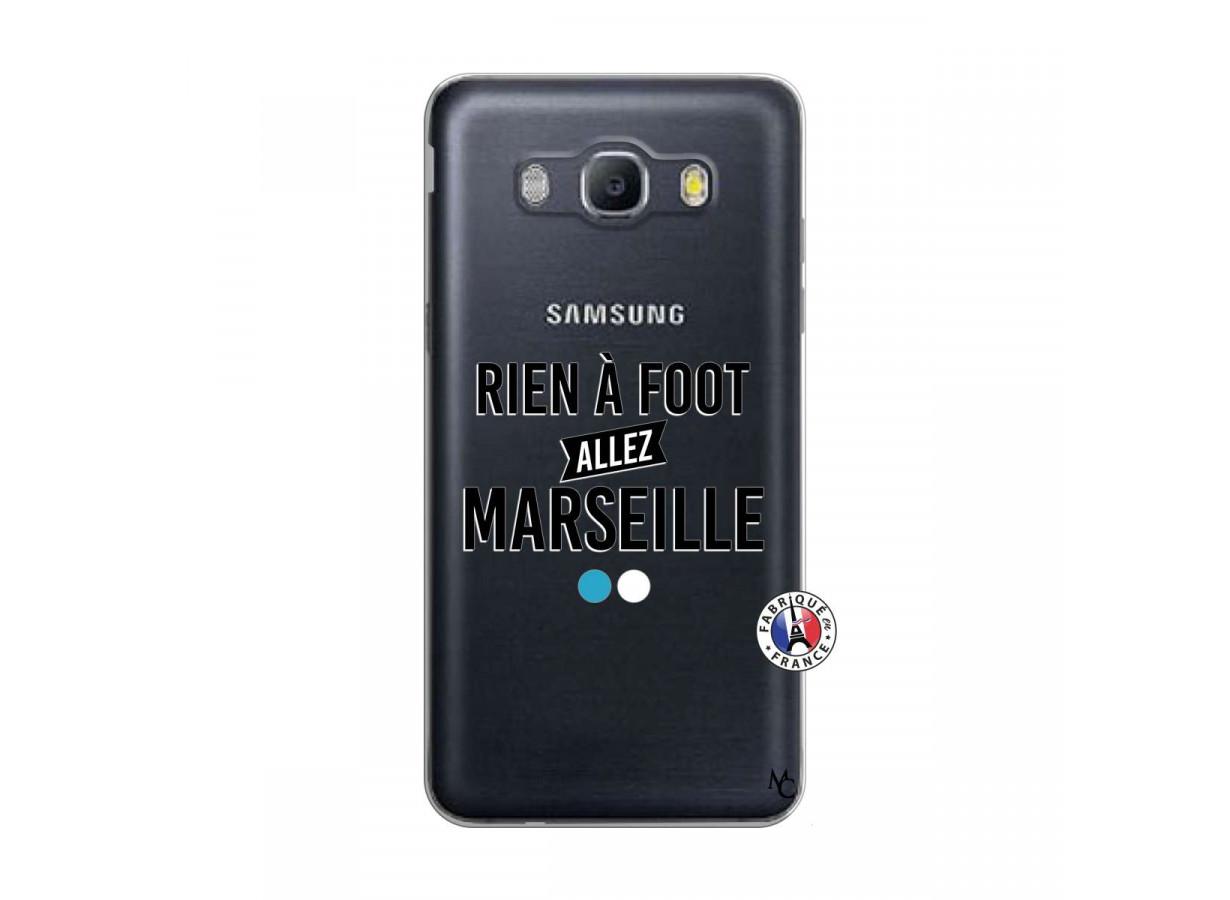 Coque Samsung Galaxy J5 2016 Rien A Foot Allez Marseille   Master Case