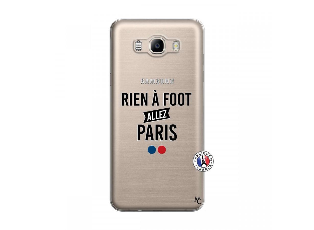 Coque Samsung Galaxy J7 2016 Rien A Foot Allez Paris | Master Case