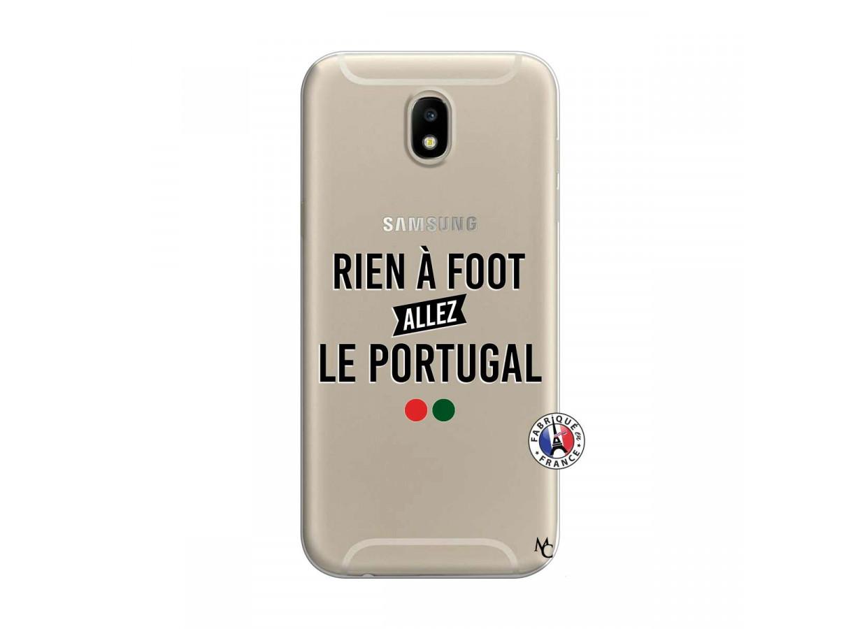 Coque Samsung Galaxy J7 2017 Rien A Foot Allez Le Portugal ...