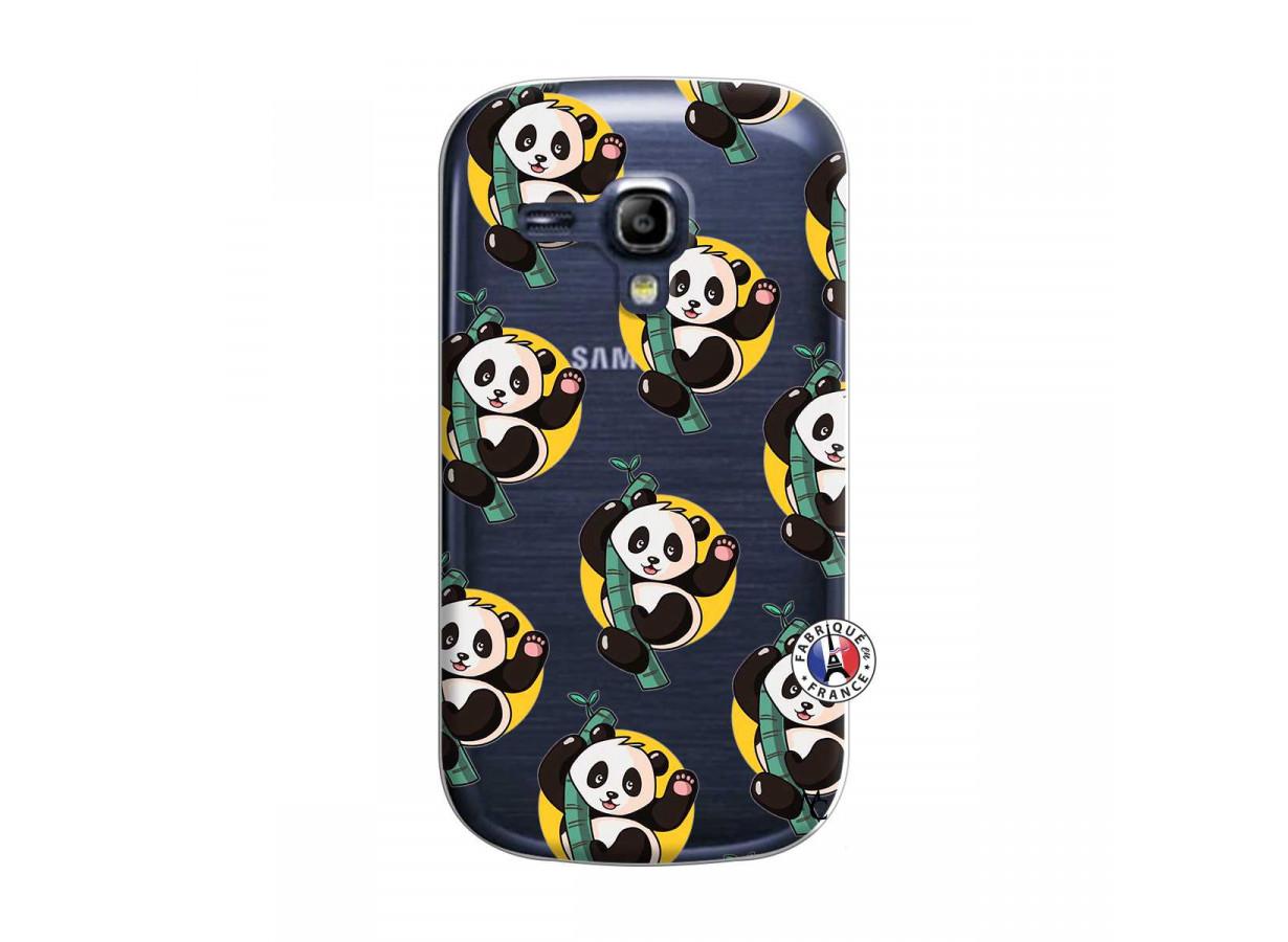 Coque Samsung Galaxy S3 Mini Pandi Panda   Master Case