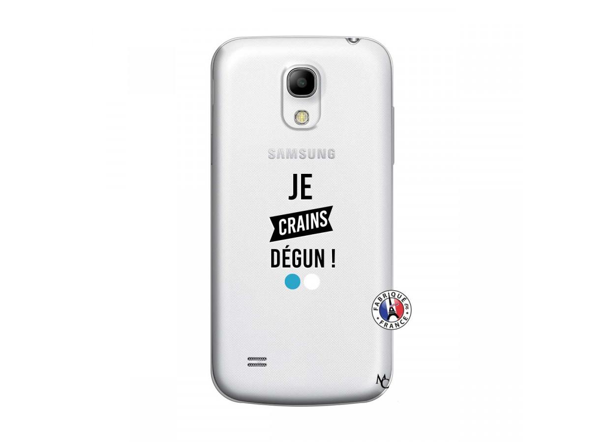 Coque Samsung Galaxy S4 Mini Je Crains Degun   Master Case