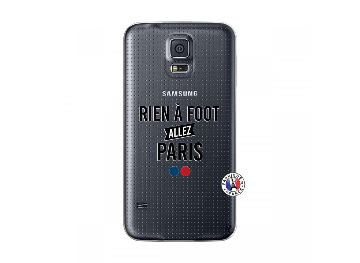 Coque Samsung Galaxy S5 Mini Rien A Foot Allez Paris | Master Case