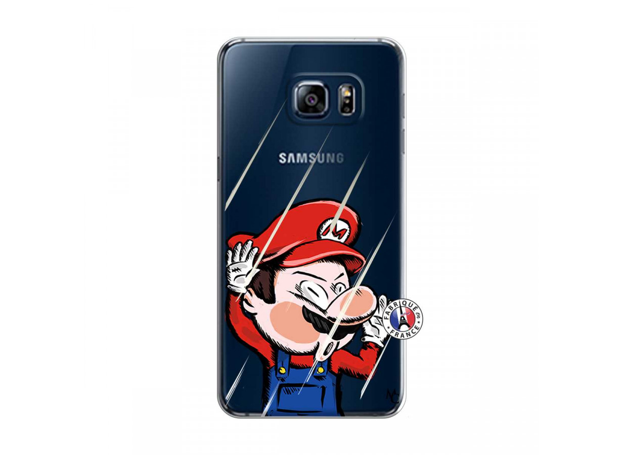 coque samsung galaxy s6 edge mario