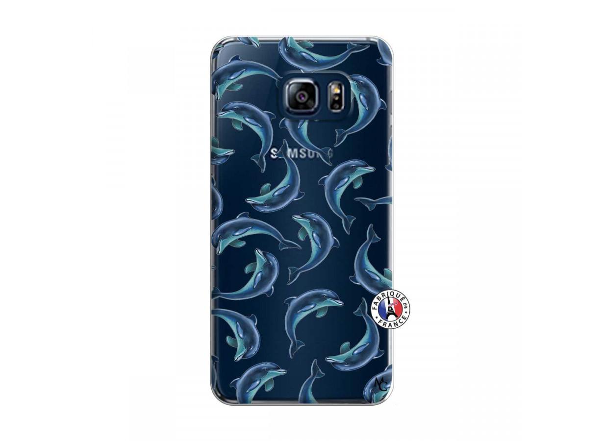 coque galaxy s6 edge mer