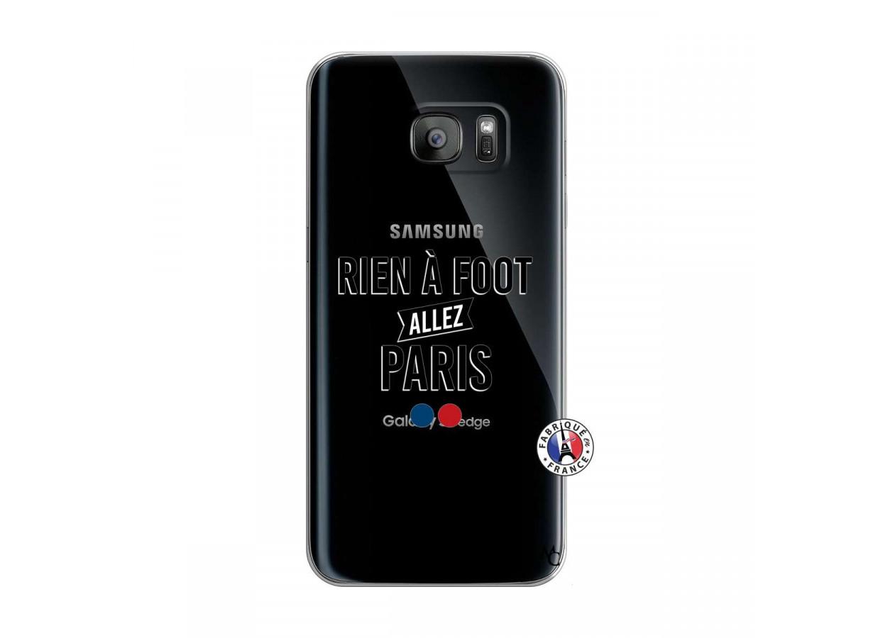 Coque Samsung Galaxy S7 Edge Rien A Foot Allez Paris   Master Case