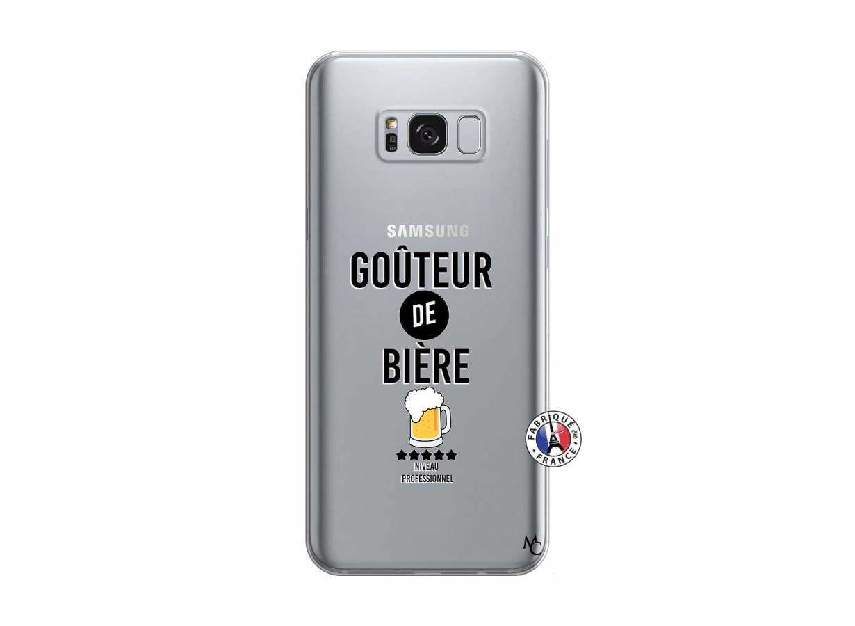 samsung galaxy s8 plus coque biere