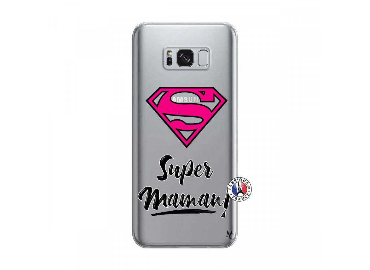 Coque Samsung Galaxy S8 Plus Super Maman | Master Case