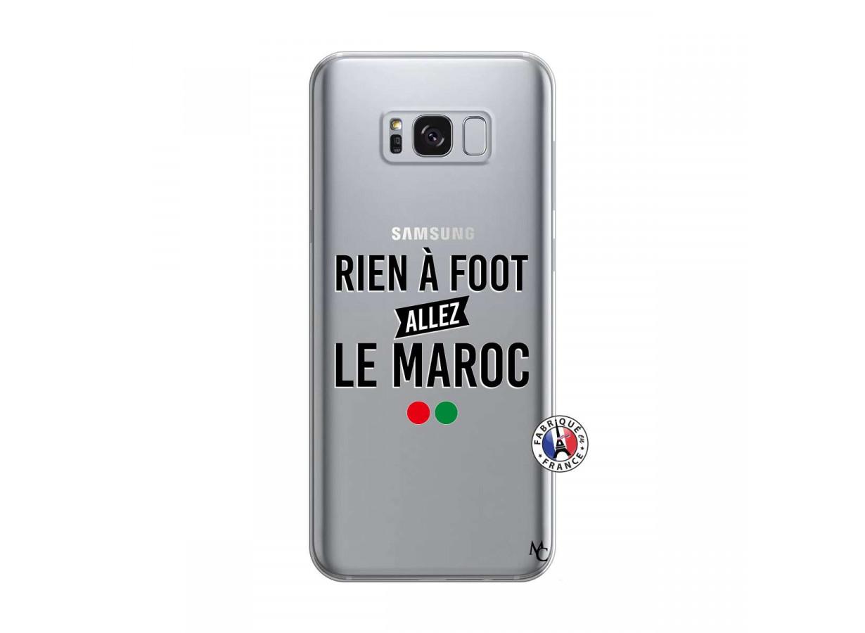 Coque Samsung Galaxy S8 Rien A Foot Allez Le Maroc | Master Case
