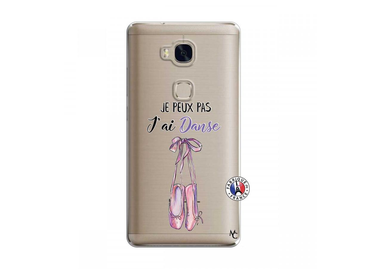 Coque Huawei Honor 5X Je peux pas j'ai danse | Master Case