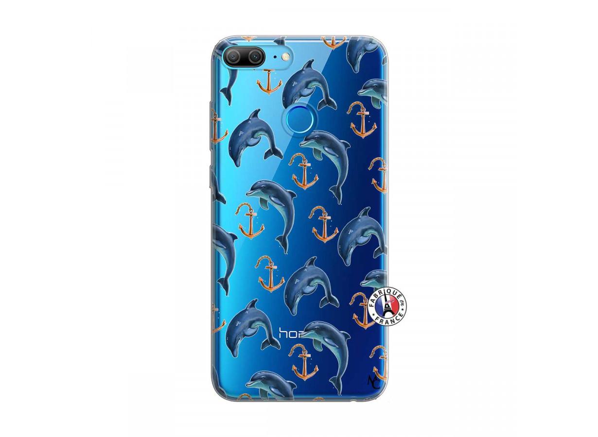 coque dauphin huawei p10