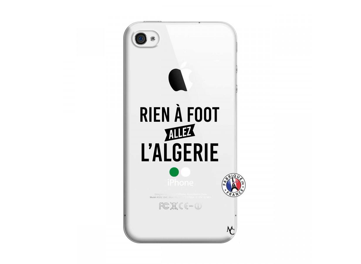 coque iphone 4 de foot