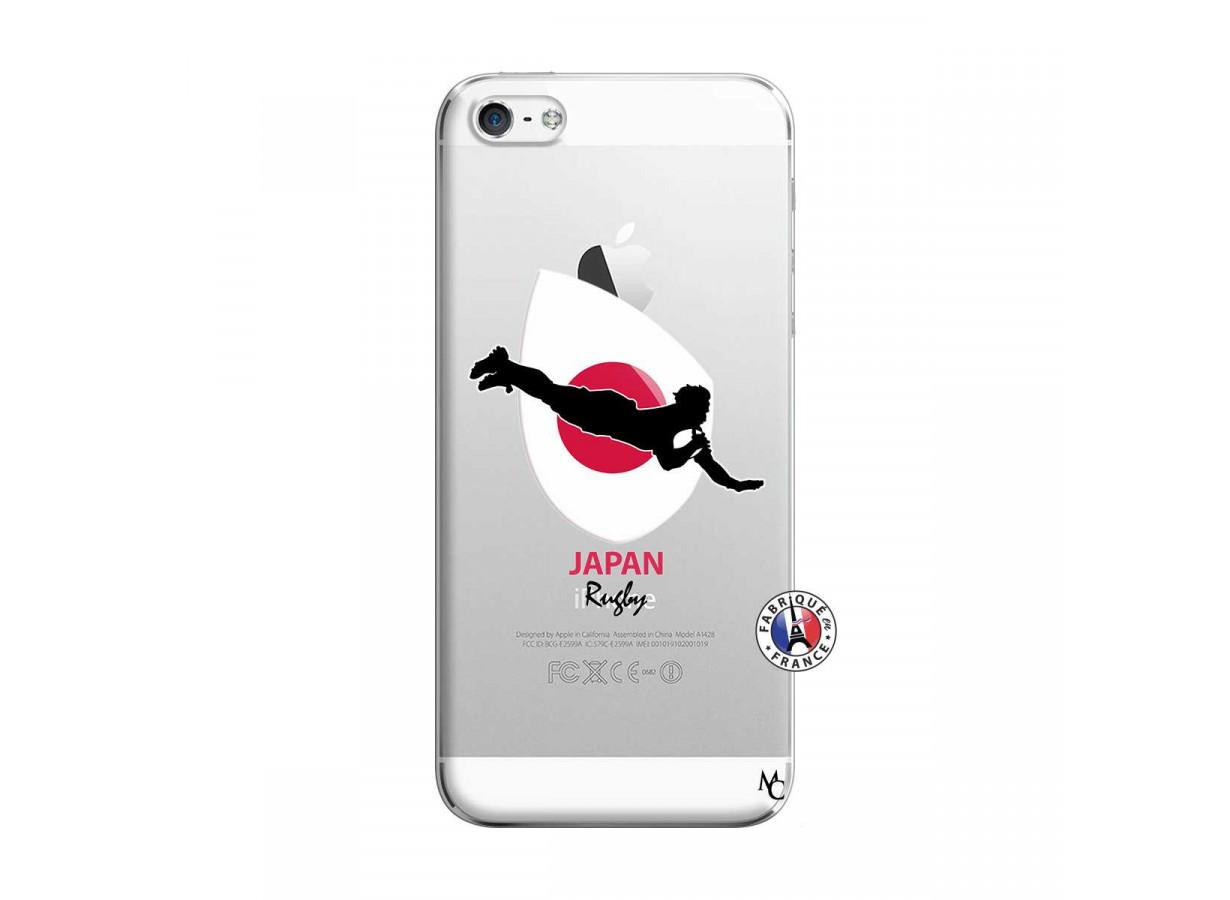 Coque iPhone 5/5S/SE Coupe du Monde Rugby-Japan | Master Case