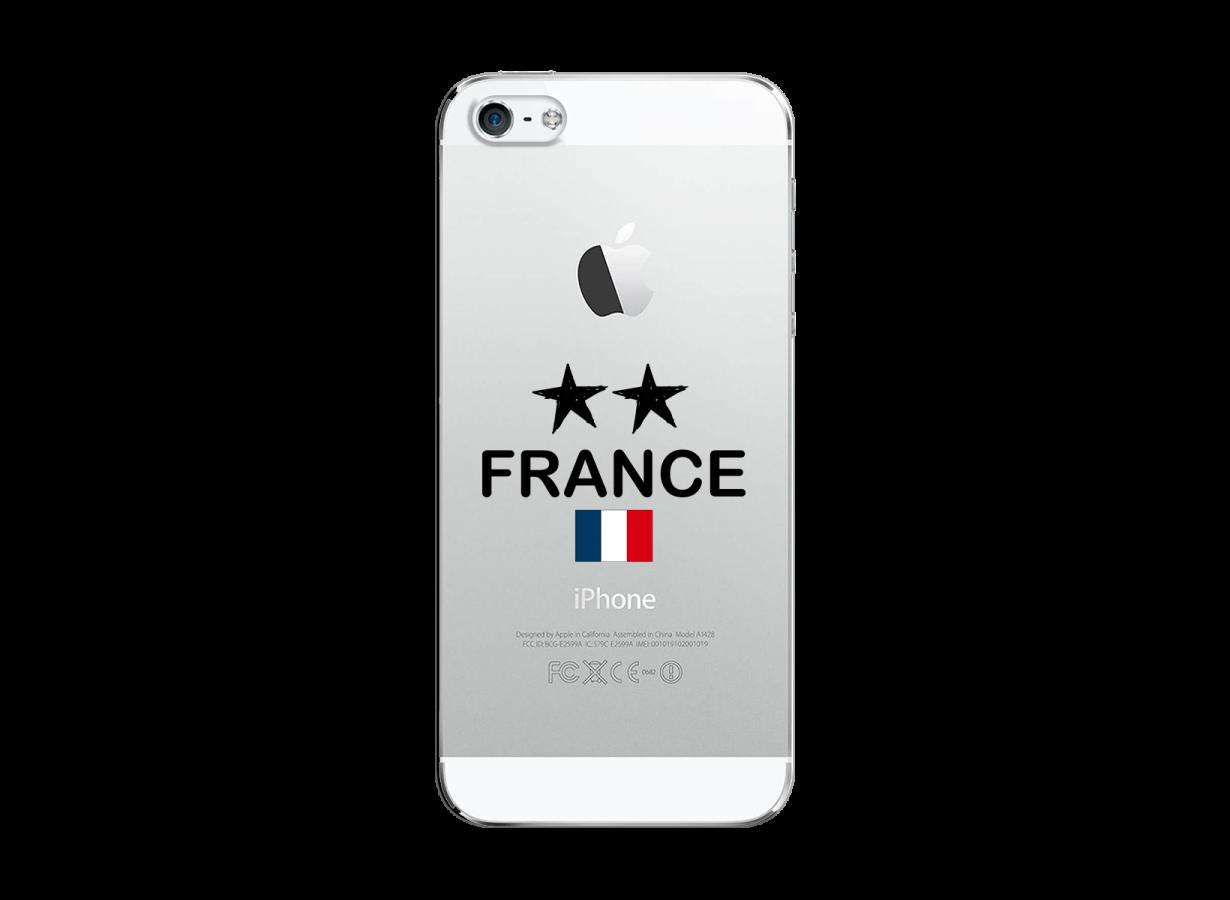 coque iphone 5 etoile