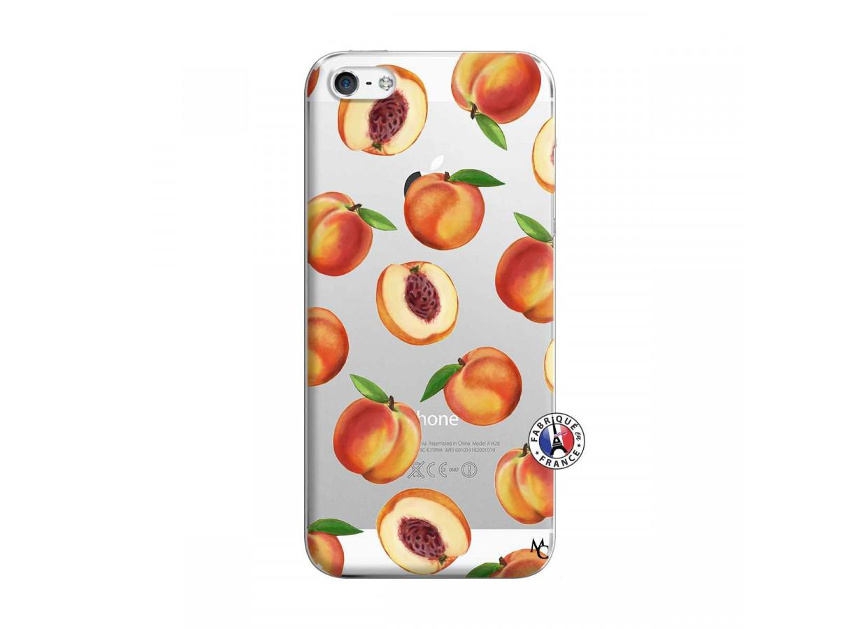 coque iphone 5 peche