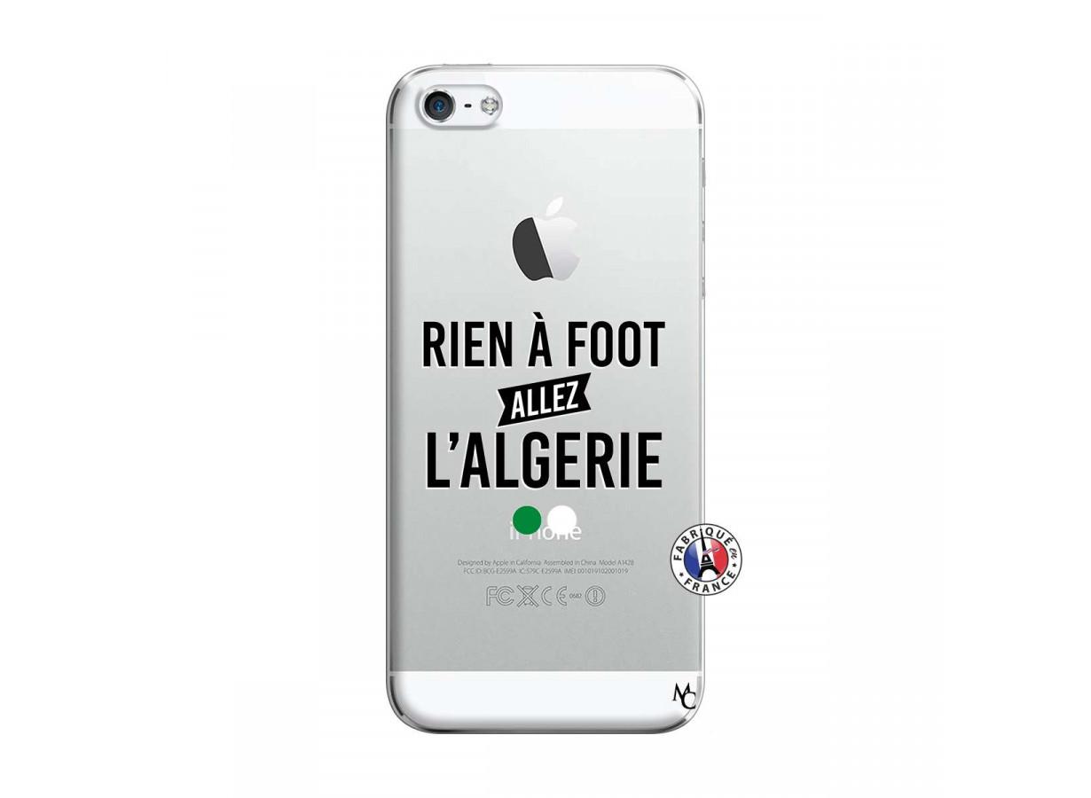 zz coque iphone 5 5s se rien a foot allez l algerie