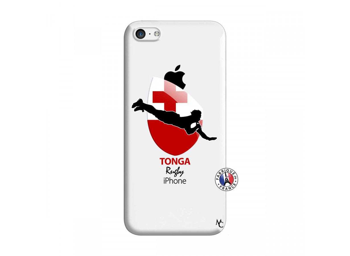 zz coque iphone 5c coupe du monde rugby tonga