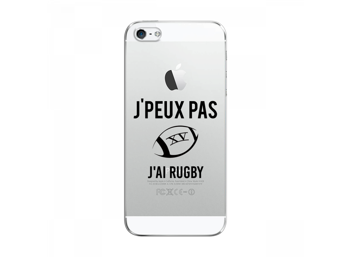 zz coque iphone 5c j ai rugby