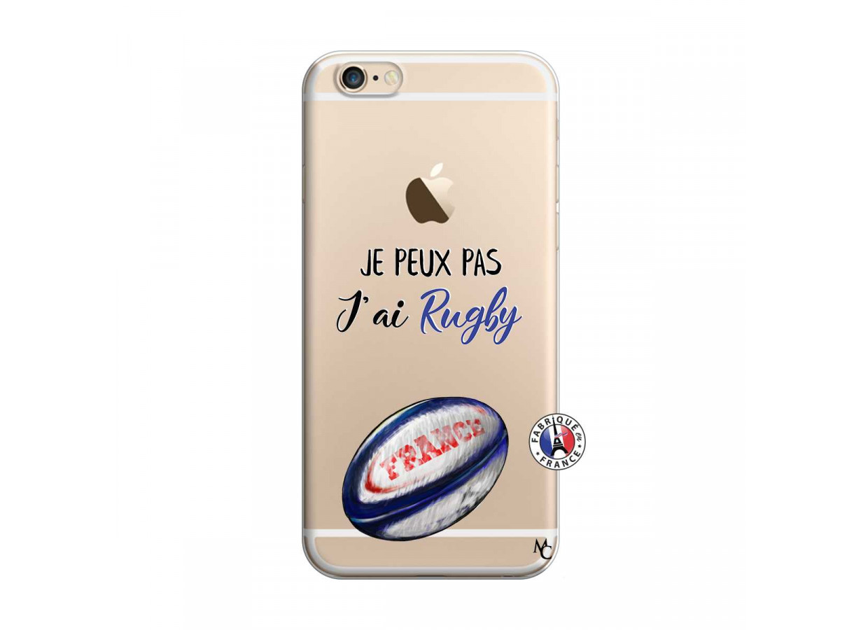coque iphone 8 plus rugby