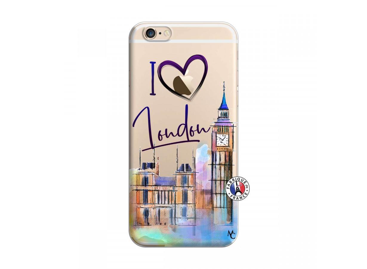 zz coque iphone 6 6s i love london